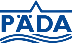 Logo of Moodle am Päda